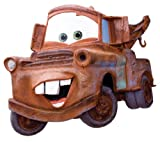 Wallables 3D Wall Décor - Mater from Disney / Pixar Cars and Cars 2.  3 dimensional soft foam Toy Wall Décor, Now with Bonus repositional decals!